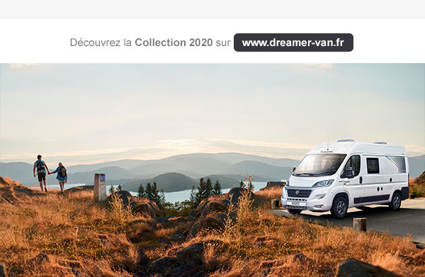 Consulter l'ensemble de la collection 2020 DREAMER